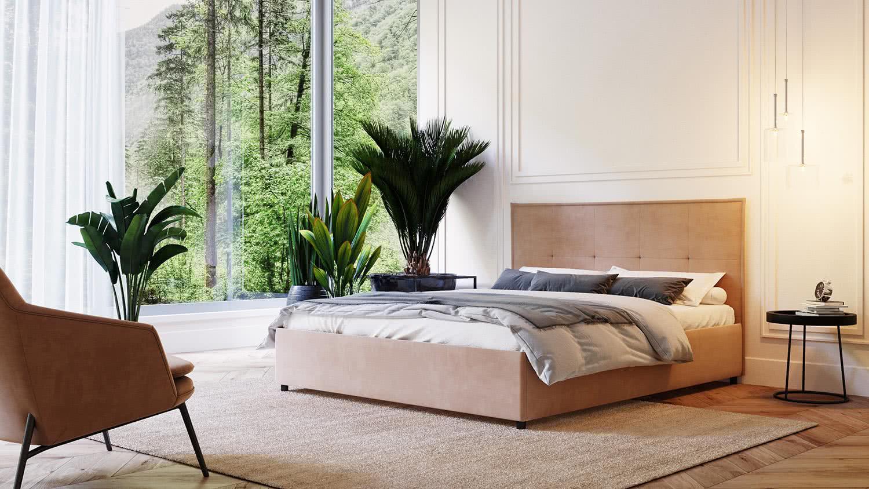 Кровать DreamLine Йорк с подъемным механизмом в Пензе